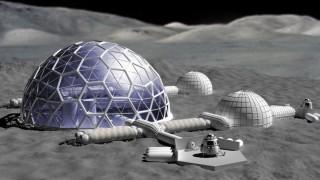 Индия планира да строи жилища на Луната