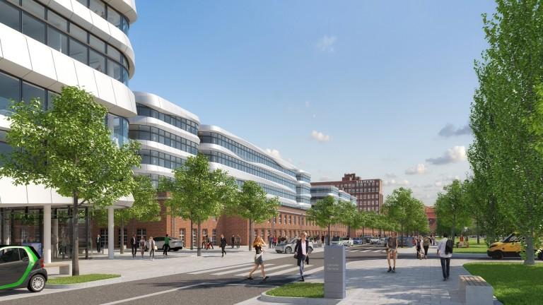 С €600 милиона Siemens създава нов град в Германия (Видео)