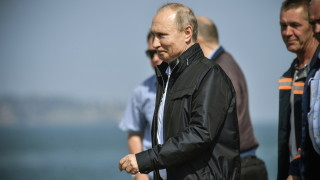 Путин нареди руски военни кораби да патрулират Средиземно море 24/7