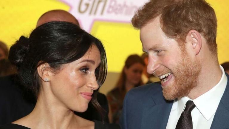 И любовта на принц Хари минава през стомаха