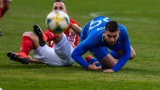 Слави Костов не успя да спаси Олимпиакос от поражение