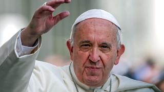Папата осъди използването на глада като оръжие във войните