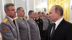 Путин: Руската армия да използва опита в Сирия за модернизиране на оръжията
