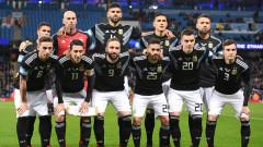 Армани ще спасява Аржентина днес