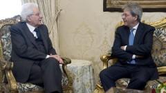 Премиерът на Италия хвърли оставка