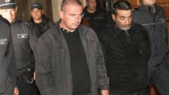 Самоковска агитка в съда за подкрепа на Пиже