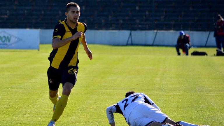 Лазар Марин си уреди трансфер в грузинския шампион