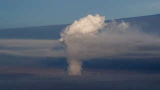 Предупреждение за изригване на вулкан в САЩ