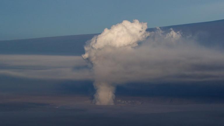 Геологическата служба на САЩ издаде предупреждение за катастрофалното изригване на