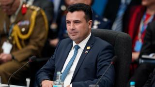 Зоран Заев подписа оставката си