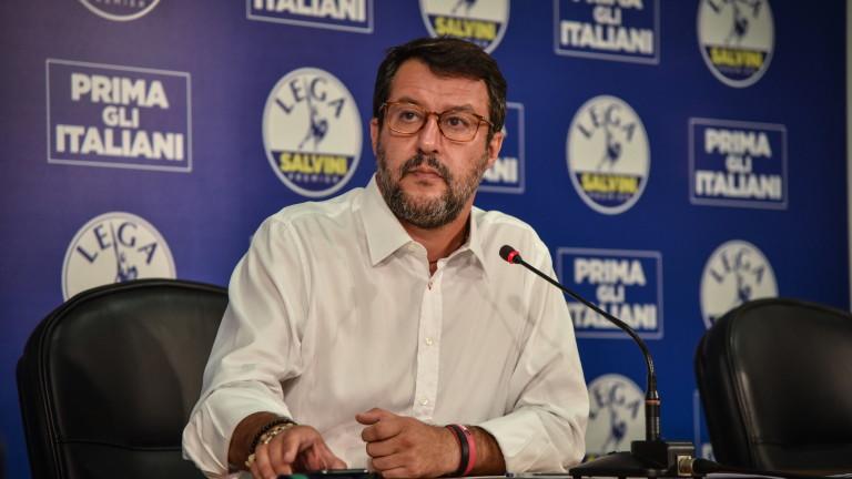 """Лявоцентристите в Италия обявиха """"изключителна победа"""" на местните избори"""