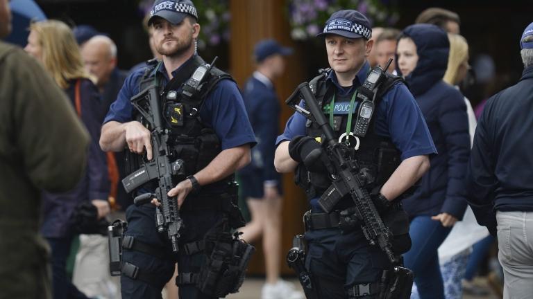 Бум на задържаните за тероризъм във Великобритания