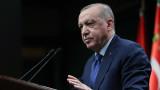"""Ердоган пришпорва папата да помогне за спиране """"клането"""" на Израел"""