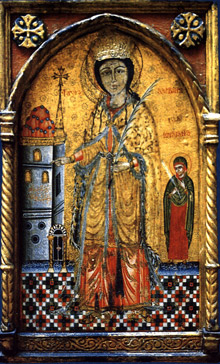 Почитаме Света Варвара