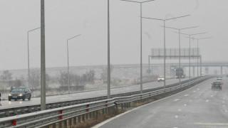 Катастрофа на Околовръстното в София по чудо се размина без жертви