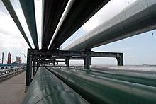 Украйна поиска 5.5 млрд. долара за газопреносната си мрежа
