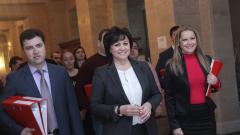БСП целят да са първа политическа сила на вота