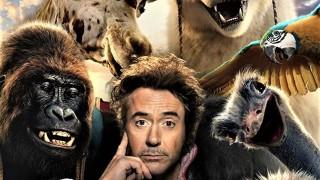 Робърт Дауни Джуниър говори с животни