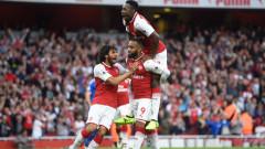 Арсенал взима нов нападател за заместник на Даниел Уелбек