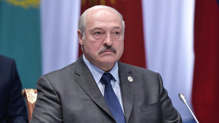 Лукашенко убеден, че Крим никога няма да се върне в Украйна