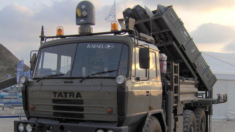 Чехия планира да закупи ПВО от Израел