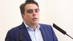 Асен Василев: Изявленията, че корпоративният данък ще скочи с 50% са пълни глупости