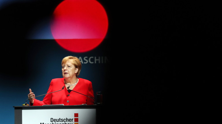 Канцлерът на Германия Ангела Меркел заяви, че след Брекзит Великобритания