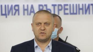 Рашков отстранява и шефа на СДВР