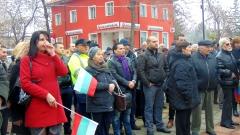 Град Стамболийски на бунт заради опасен жп подлез