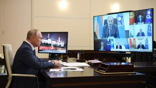 Путин нареди ваксинацията срещу коронавируса да започне следващата седмица