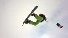 Екстремни скиори и сноубордисти превземат Витоша по земя и въздух