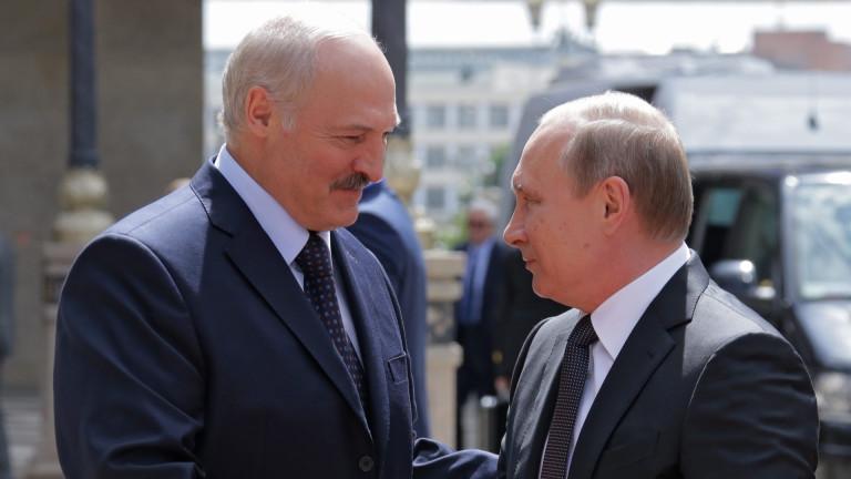 От ноември Русия прекратява доставките за Беларус на бензин, дизелово