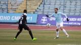 Дунав - Локомотив 2:2 (Развой на срещата по минути)