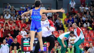 Армен Назарян: Искам синът ми да донесе и олимпийска титла на България