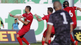 Витоша (Бистрица) и Ботев (Враца) не се победиха, Валери Божинов се завърна в родния футбол с гол