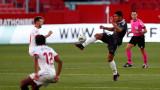 Реал (Мадрид) с минимален успех срещу Севиля, автогол донесе трите точки на Зидан и компания