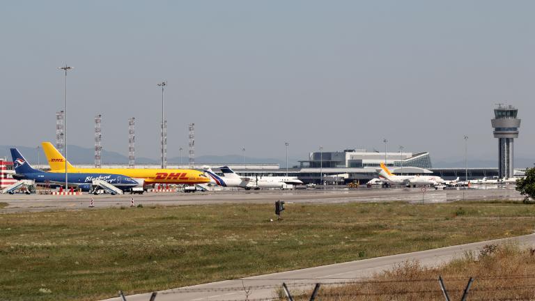 Летище София отчита 16 % ръст на пътниците
