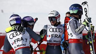 Франция спечели отборната титла на световното по ски