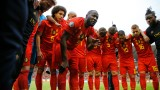 Белгия победи Шотландия с 3:0