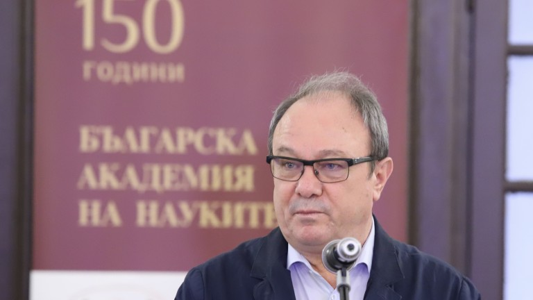 Акад. Юлиан Ревалски е единственият кандидат за нов председател на БАН