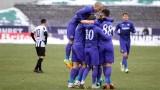 """Късен гол във Враца гарантира първото място в Група """"А"""" на Етър"""