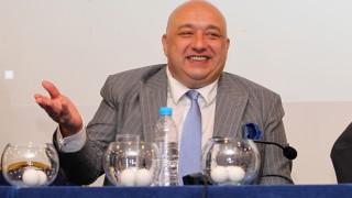 Красен Кралев: Гордея се с представянето на спортистите ни в Минск!