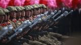 С митинги Северна Корея напомня поражението на САЩ