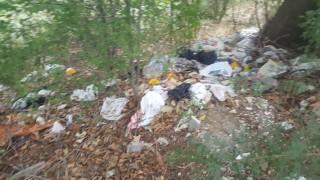 Разчистват незаконни сметища в Ямбол