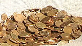Пловдивчанин плати такса смет с 8 торби жълти стотинки