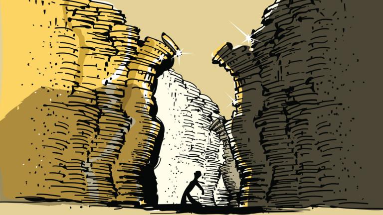 Въпрос за $90 трилиона: Колко висока може да е планината от държавен дълг?