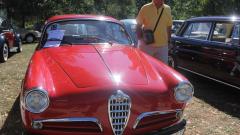 Над 150 автомобила се включиха в първия ретро парад в софийското село Владая