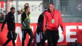Антони Здравков: Нормално е да има напрежение, след като нямаме победа