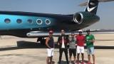 Кристиано Роналдо замина на турне в Азия