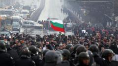 45% от пълнолетните българи готови да протестират